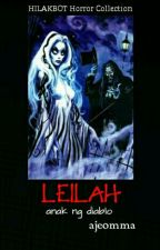 HHC featuring: LEILAH anak ng diablo by ajeomma