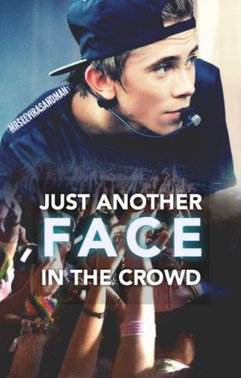 Just another face in the crowd ❋ f.s