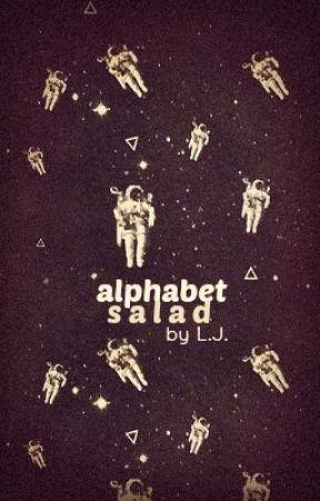 Alphabet Salad by cloudland