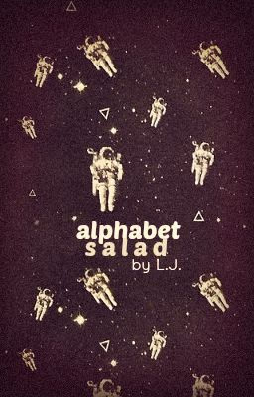 Alphabet Salad by cloudland