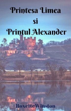 Printesa Limea si printul Alexander by RoxetteWinston
