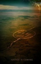 Ley de Newton (Barry Allen/Flash) by SkySmoak55