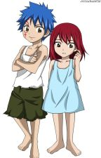 Fairy Tail: The unthinkable past(Erza & Jellal's childhood) by jerzafangirl
