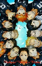 Haikyuu! Various x Reader by Literaturfreak