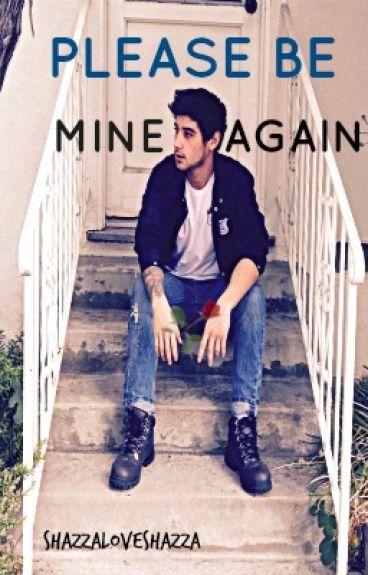 Please Be Mine... Again? (Jai Brooks Fanfic) by ShazzaLovesHazza