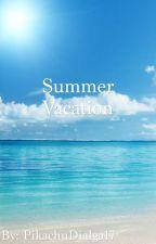 Summer Vacation by PikachuDialga17