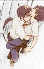 Yukio×Rin Ao no Exorcist by YamiNightRevilla