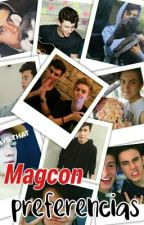Magcon Preferencias  by EylaLS4