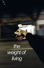 the weight of living ⁂ scorpius malfoy by sammieandjess