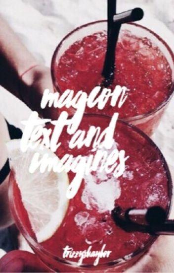 Magcon Text/Imagines (BOYXBOY)
