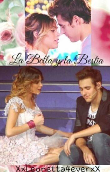La Bella y la Bestia {Leonetta}