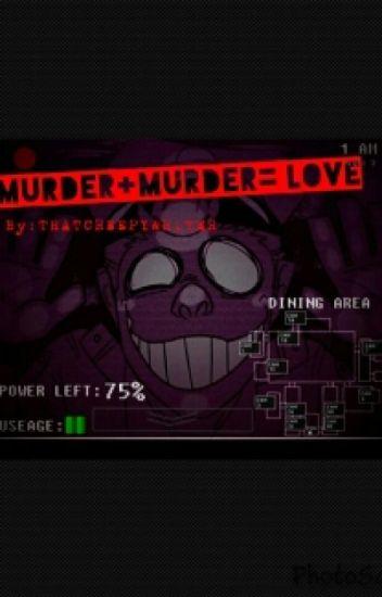 Murder + Murder = Love!?!? Vincent X (Insane! masochist!) Reader