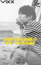 VACACIONES DE VERANO [3-SHOT/LEO] by DipKcMc