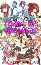 Todos los vocaloids by Yuno_Akihiko