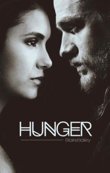 Hunger (Jax/OC) SOA Fanfiction