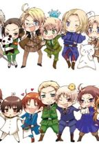 Hetalia x Child Reader by BluWolf64