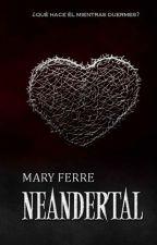 NEANDERTAL (01) Mary Ferre by Aleejr