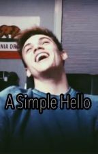 A Simple Hello•Dolan Twins by omgdolans