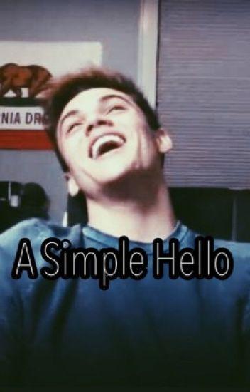 A Simple Hello•Dolan Twins