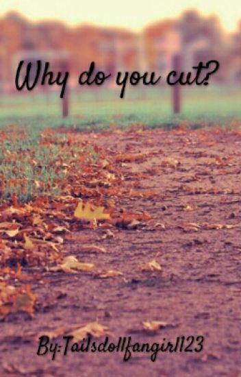 Why do you cut? (Masky x reader)
