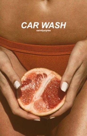 ✶ car wash || h.s ✶