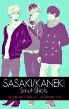 Sasaki/Kaneki Smutshots by Ovaryacted