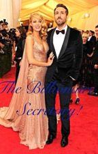 The Billionaire's Secretary! by jazzjazz89