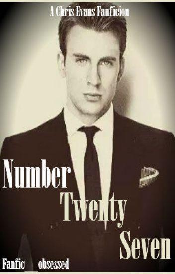 Number 27 || Chris Evans Fanfiction