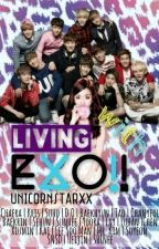 Living with EXO!! (COMPLETED) by anastashaaz