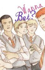 Wanna bet? (A Harry Potter Fanfic) by Kadipie