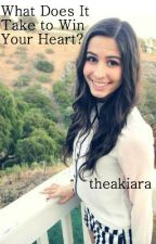 What Does it Take to Win Your Heart? (A Lauren Cimorelli Love Story) by tkiarav