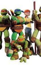 Teenage Mutant Ninja Turtles story by kayfinny_2020