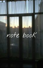 NOTE BOOK by _Byunen