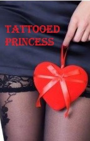 Tattooed Princess by wdwholly