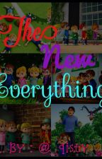 The  New Everything.  by munkettesgurl