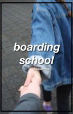 boarding school || lrh by 5essohess