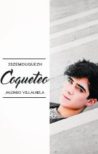 Coqueteo ↝ Jalonso Villalnela© by IszeMouqueZH