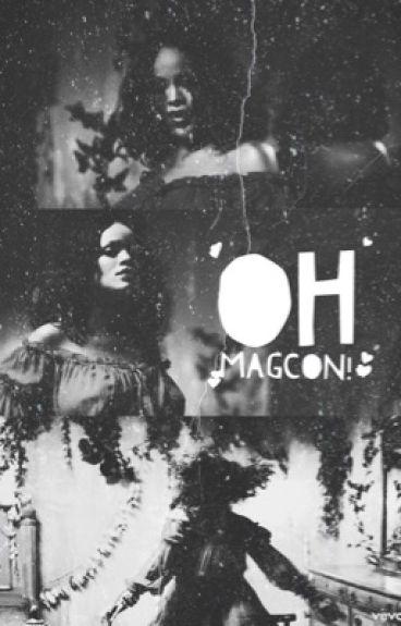 Oh Magcon! // Jack Gilinsky
