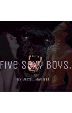 Five Sexy Boys by Dortmund_1909