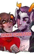 Cronkri (schoolstuck) by Kawkii