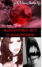 Adopted By Vampires (The Vampire Diaries Fan Fiction) [On Hold] by _Sayv_