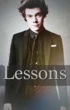 Lessons (Harry Styles FanFic) Russian translation. by CarSty