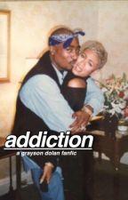addiction ; grayson by -liluzivert
