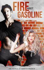 Fire Meet Gasoline » Octubre by harryscinnamon