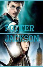 Potter Jackson (PJO HP crossover) by Penguin__King