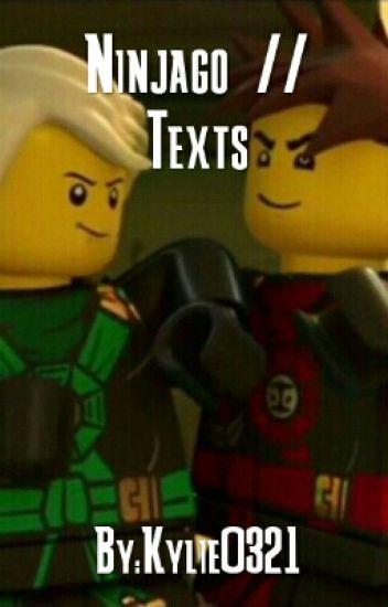 Ninjago // Texting