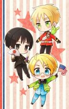 Hetalia x Reader One Shots by ThatOneOtaku08