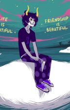 The Shy Girl and The Juggalo (Gamzee x Reader) by Marcilene909678