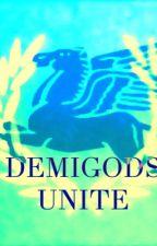 Demigods Unite (An RP) by itsfangirlcat