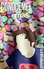"""Conoceme más""-EliSalseo5 by EliSalseo5"